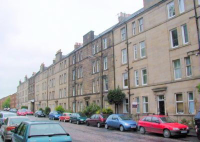 Balcarres Street, Morningside