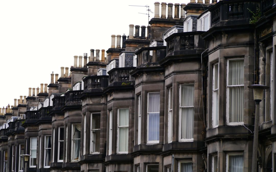 Edinburgh Rents Hit All-Time High As Annual Growth Rate Reaches 4.8%
