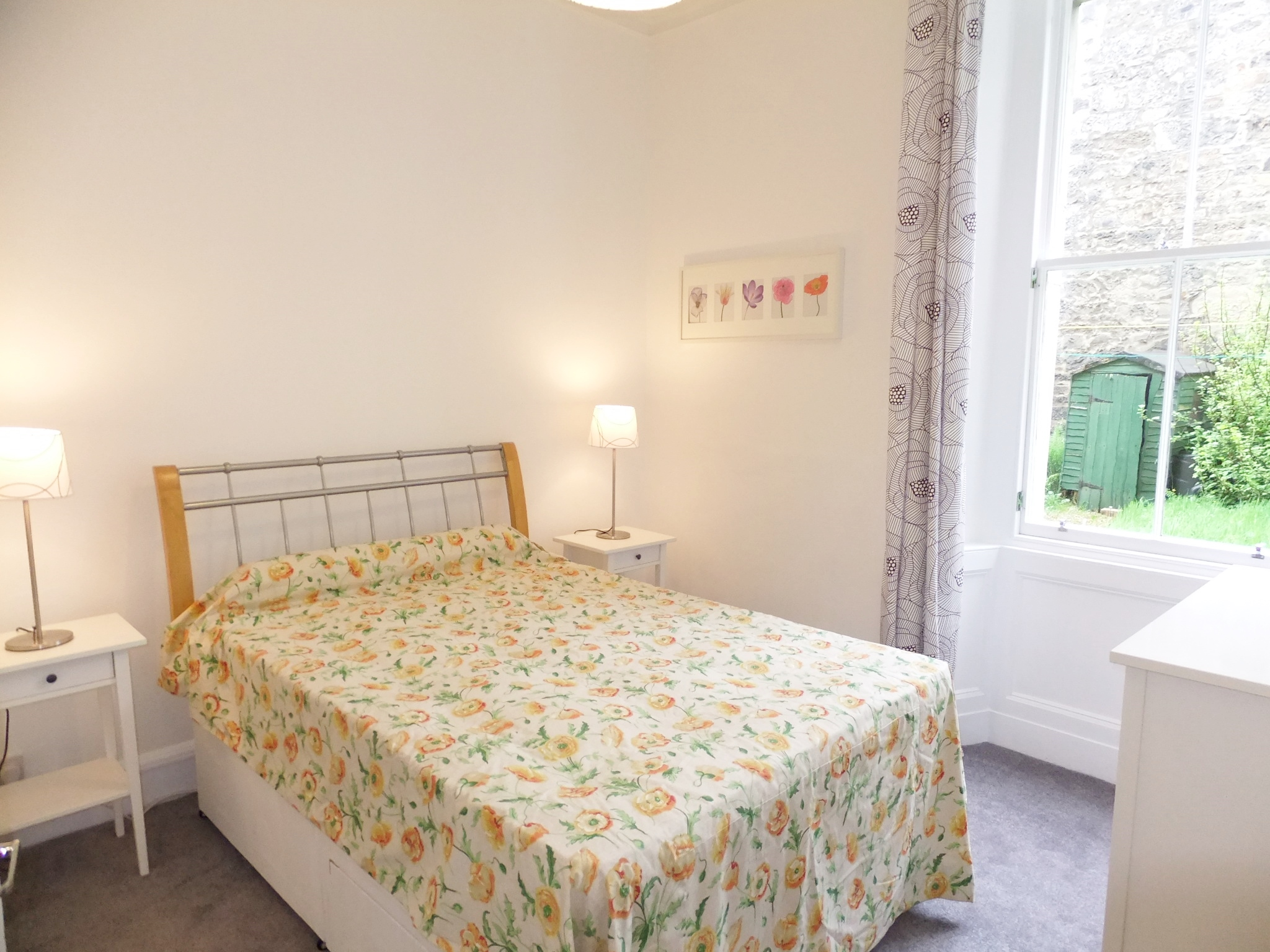 Comely Bank Row 3 f1 Bedroom 4