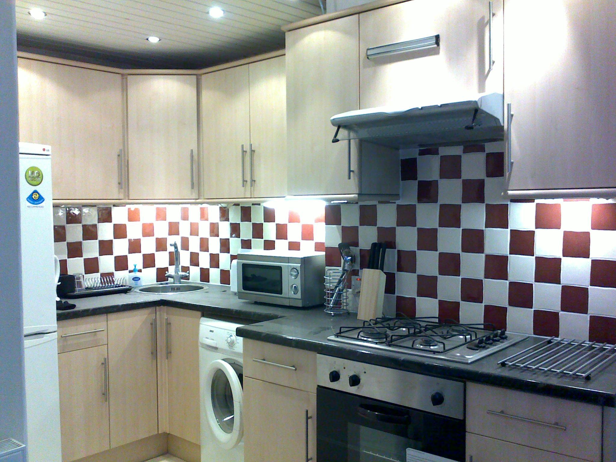 Lochrin Place 16 1f2 Kitchen