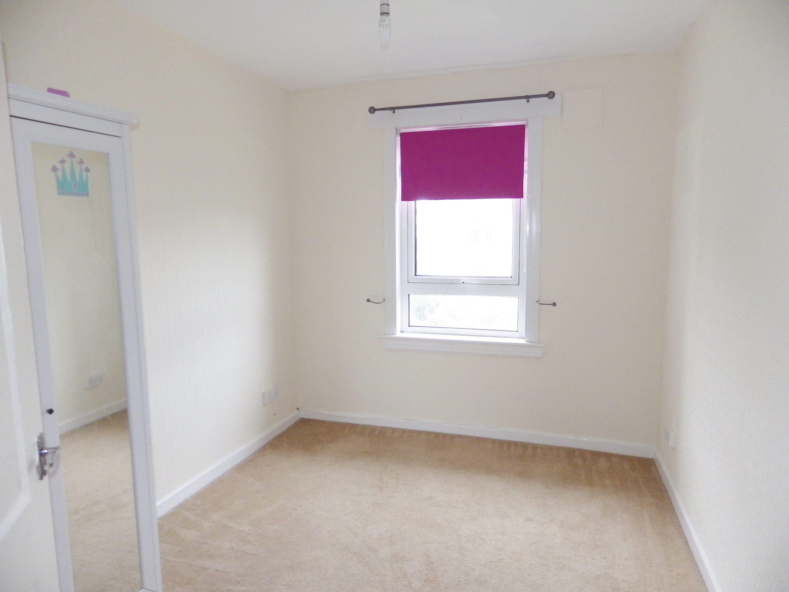 Restalrig Square 49 f2 Bedroom