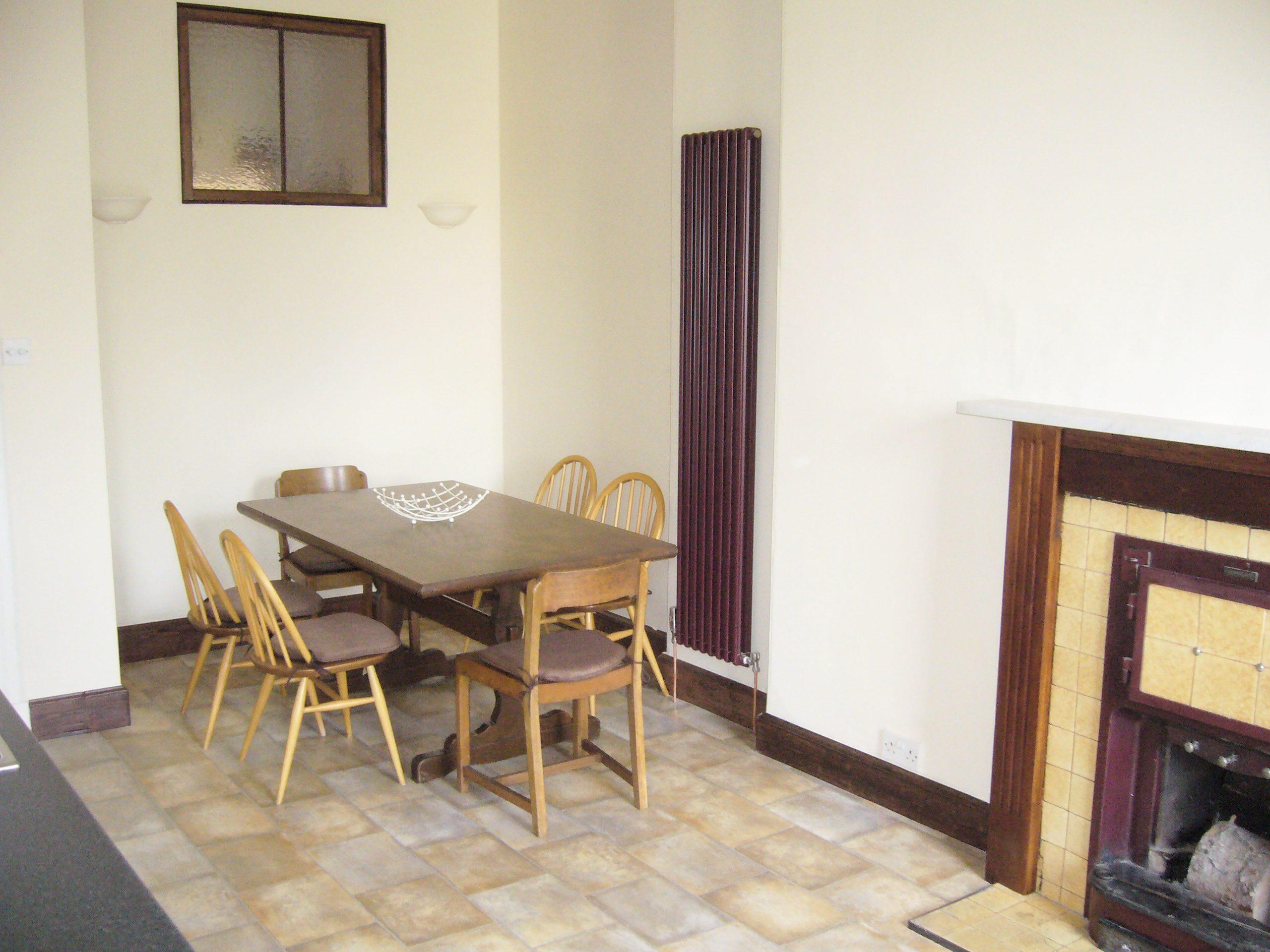 Millar Crescent 12 Dining area
